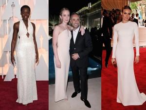O legado de Francisco Costa para a Calvin Klein em 10 inesquecíveis vestidos