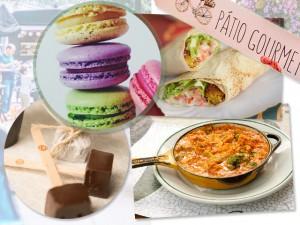 Segunda edição do Pátio Gourmet chega ao Shopping Higienópolis em SP