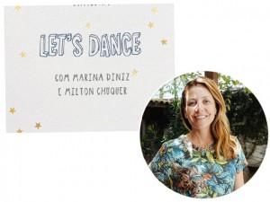 Aninha Gonzalez arma festa em sua casa