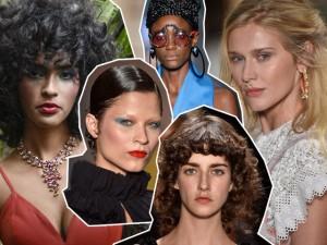 Os makes do verão pelos beauty artists da semana de moda paulistana