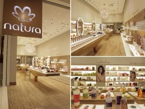 Natura abre primeira loja própria no shopping Morumbi