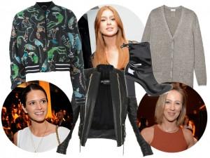Com a chegada da frente fria, o que as fashionistas querem tirar do armário já!