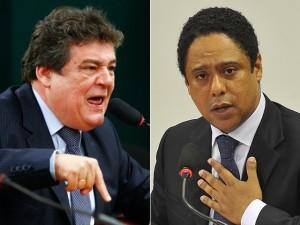 Orlando Silva admite derrota do governo e leva bronca de Silvio Costa