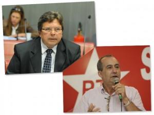"""""""Não existe máfia de merenda. É suco de laranja"""", diz líder do PSDB"""