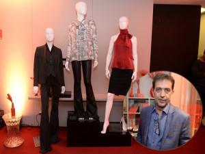 Ricardo Almeida leva sua coleção feminina para o Lado B, na Casa Glamurama