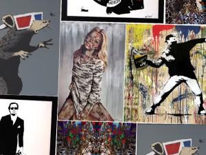 Paris recebe neste fim de semana feira de arte dedicada à street art