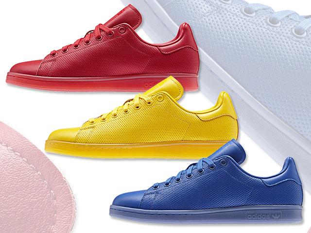 5ae899de567 Tira o pé do chão! Adidas Originals lança cinco modelos do Stan ...