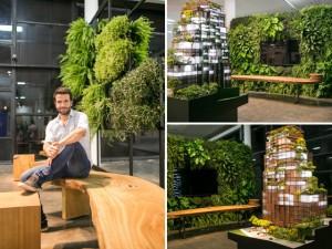 Luis Fronterotta apresenta o lounge da Cidade Matarazzo na SP-Arte