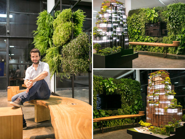 Luis Fronterotta e seu projeto lounge