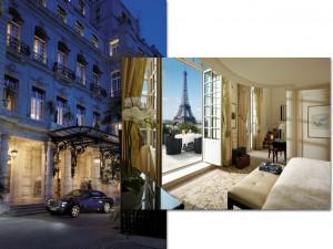 Check-in imediato! 5 hotéis de luxo em Paris para conhecer já