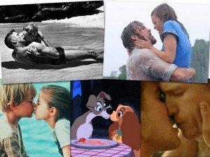 No Dia do Beijo, relembre em gifs as 12 pegadas mais marcantes do cinema