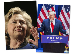 Donald Trump é candidato com mais publicidade gratuita dos EUA