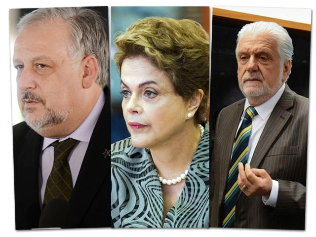 Fabio Rodrigues Pozzebom,Marcelo Camargo, José Cruz/ ABr