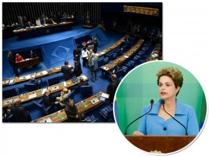 Governo concentra energia no Senado para barrar impeachment