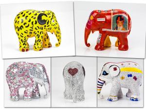 Amarula convida time de celebs para reforçar a Elephant Parade