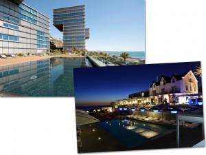 Conheça 4 hotéis de luxo que ficam dentro de prédios históricos