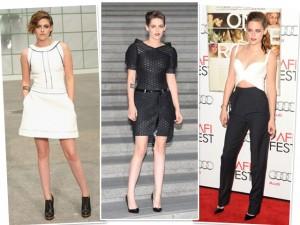 Em 12 looks, o estilo rebel chic de Kristen Stewart no dia de seu aniversário