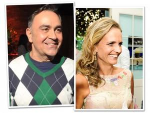 Vic Meirelles e Isabella Suplicy armam pop up cheia de charme em SP