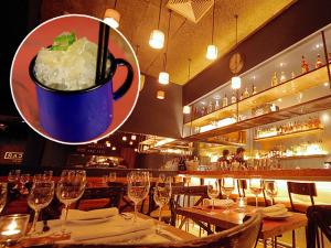 Drink de hotspot carioca para animar seu sábado. Vem aprender