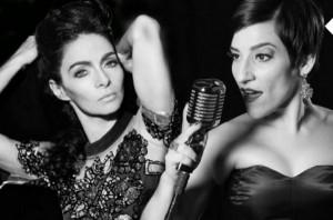 Claudia Ohana ataca de cantora em show com repertório de Ella Fitzgerald