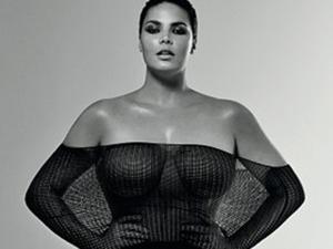 Conheça Candice Huffine, a nova modelo plus size para se ficar de olho