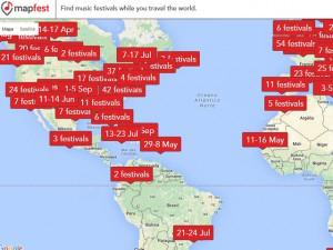 Baladeiros de plantão: um site que mapeia os festivais ao redor do mundo!