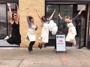 Brasileira abre loja de brigadeiros no Brooklyn, em Nova York