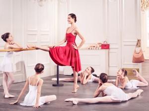 Repetto do Cidade Jardim arma aula especial de balé para crianças