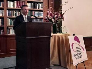 Trabalho voluntário rende prêmio a Marcus Vinicius Ribeiro em Nova York