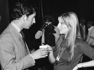 Livro relata paixão secreta de príncipe Charles por Barbra Streisand