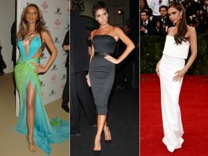 A evolução de estilo de Victoria Beckham para comemorar seus 42 anos