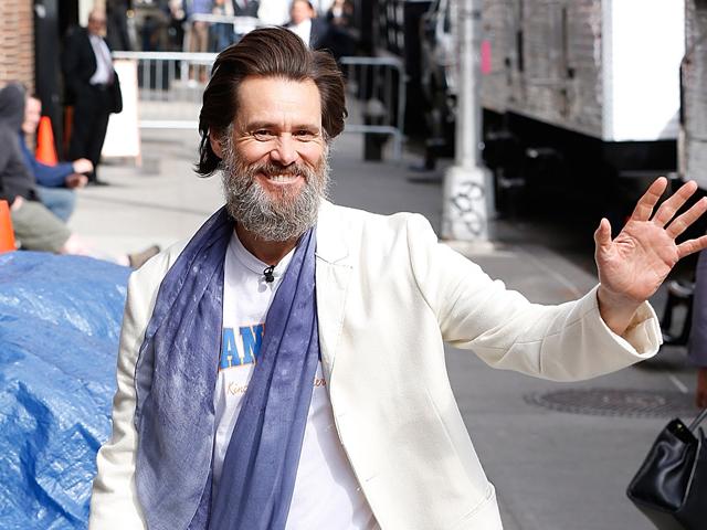 Jim Carrey foi generoso com os garçons em NY