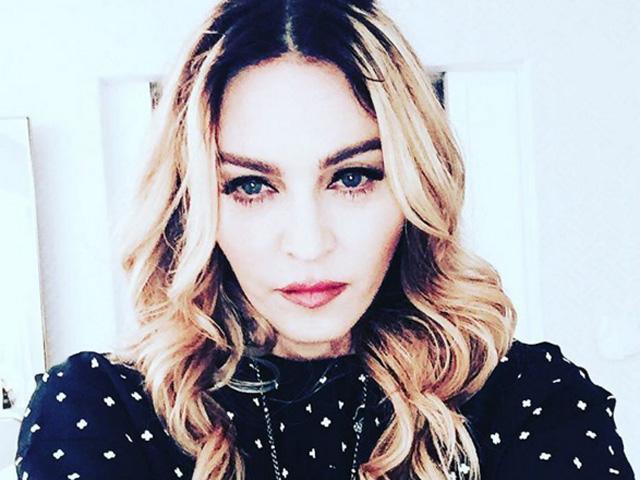 Madonna em busca de entendimento com o filho