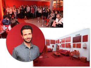 Décor do Lado B na Casa Glamurama foi inspirado em obra de Cildo Meireles