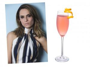 Patrícia Bonaldi arma festão para celebrar seu desfile na semana de moda