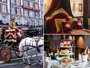 Hóspedes do Rubens at the Palace em Londres podem viver dias de realeza