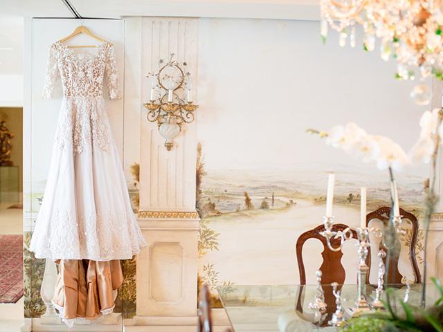 A exposição reunirá uma seleção de alguns dos modelos de noiva icônicos do estilista Sandro Barros