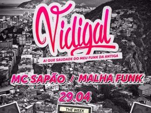 Festa do Vidigal traz o melhor do funk carioca a São Paulo