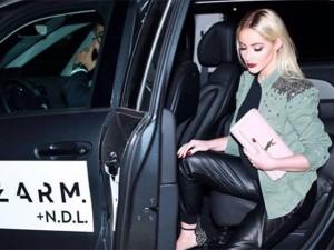 DZARM. marca presença na semana de moda com ação especial