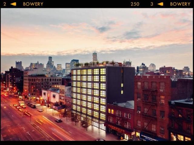 A nova sede do International Center of Photography em NY
