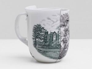 Lá em Casa: a caneca de porcelana híbrida que acaba de chegar na Choix