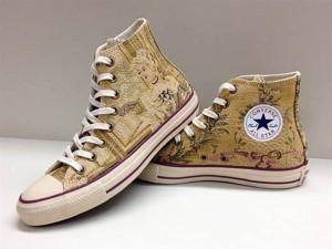 À La Garçonne apresenta tênis da Converse assinados por Herchcovitch