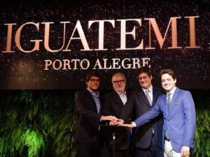 Iguatemi Porto Alegre arma evento para comemorar sua expansão