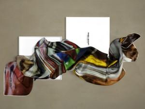 Desejo do Dia: dobradinha moda e arte no lenço Isabel Marant by Arnold Goron
