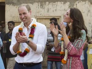 O clímax da viagem de Kate e William pelo Butão e pela Índia? Vem!