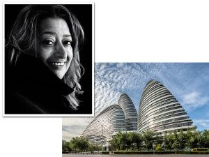 Zaha Hadid, morta nesta semana, criou coleção de joias inspirada em projeto
