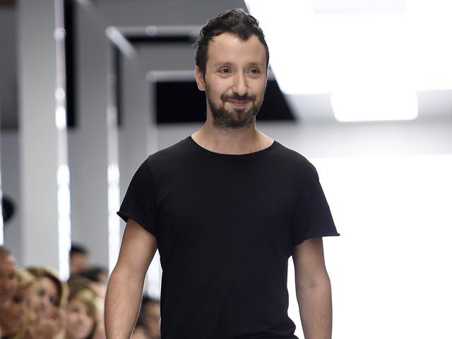 Anthony Vaccarello na Saint Laurent?