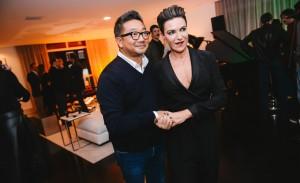 Erh Ray e Gal Barradas armam jantar animado em SP para CEO global do Havas
