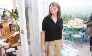 Tania Bulhões arma almoço para lançamento em parceria com Helena Bordon