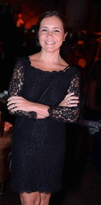 Adriana Esteves e mais em show privé de Mart'nália no Rio